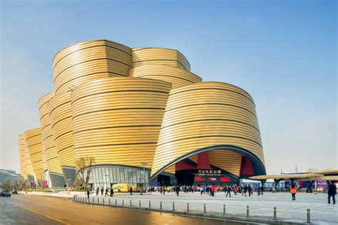 film it park wuhan tag archdaily