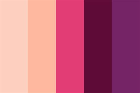 color or colour burberry color palette