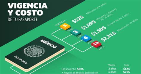 www cuanto es el nuevo aumento 2016 de la asignacion universal nuevos precios del pasaporte mexicano viveusa mx