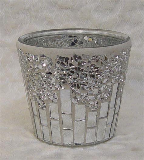 Mirror Glass Vase by Mosaic Mirror Vase Vases Sale