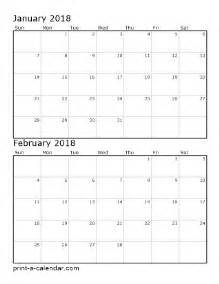 Calendar 3 Month View Printable 2018 Printable Calendars