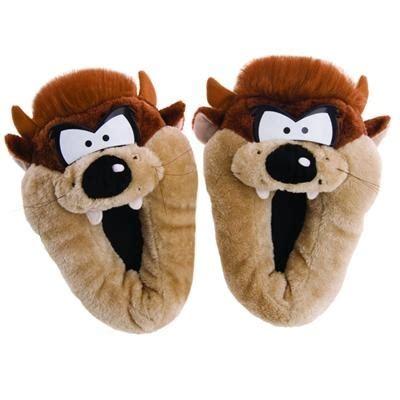 taz slippers pantufa tazmania wishlist