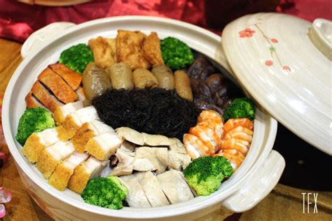 Nasi Gurih Samcan Special semarak imlek bersama paradise dynasty plaza senayan jkt