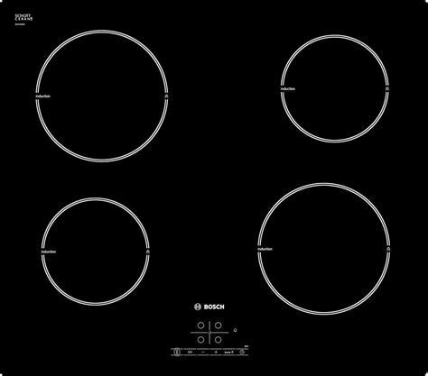 piano cottura induzione bosch pia611b68j piano cottura bosch pia611b68j