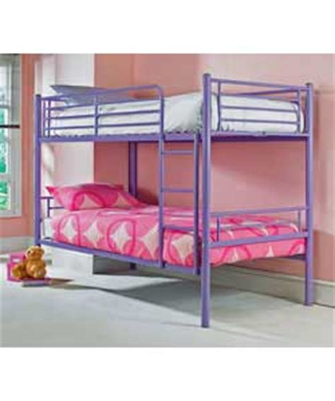 Bunk Bed Mattress Protector lilac metal bunk bed with protector mattress review compare prices buy