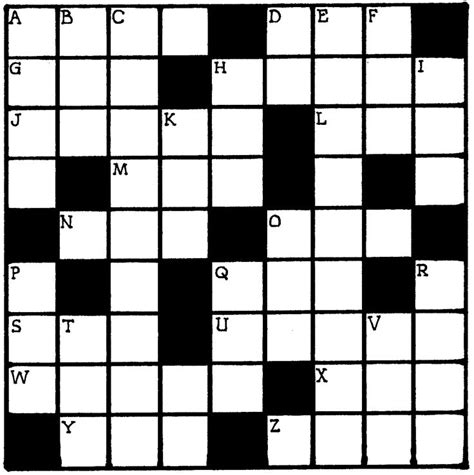 printable logic puzzle grid blank solve crossword puzzles online with the clue detective