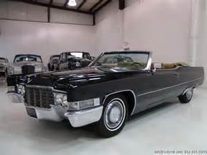 1969 Cadillac Convertible 1969 Cadillac Convertible Daniel Company
