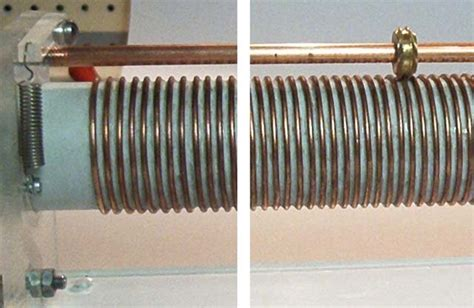 inductor variable casero simbologia electronica