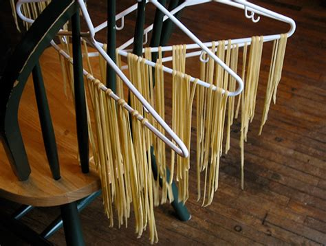 Pasta Dryer Rack by How To Pasta Without A Rack The Kitchn