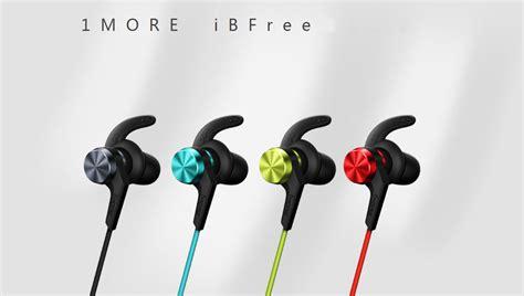 New 1more Ibfree Bluetooth 4 1 In Ear Headphones Oko743 1more ibfree new bluetooth in ear headphones from xiaomi