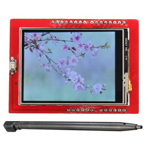 24 Inch Tft Lcd Touch Screen Module Shield Arduino Baru 2 4 inch tft lcd shield touch board display module for