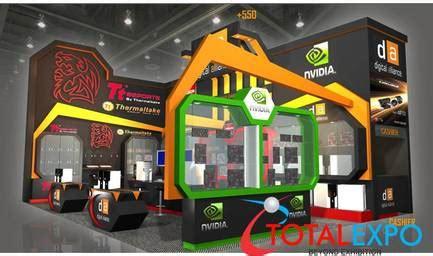 desain foto booth unik desain booth pameran jasa design booth unik menarik