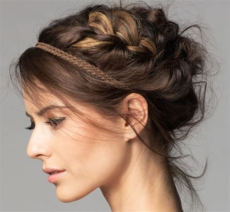 halo braid on forehed 32 best images about wedding hairstyles on pinterest