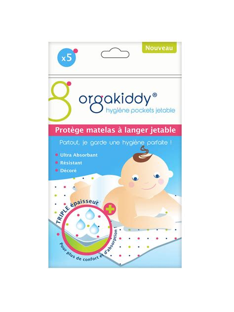 Disposable Changing Mats - orgakiddy disposable changing mat protects 5 mattress protects