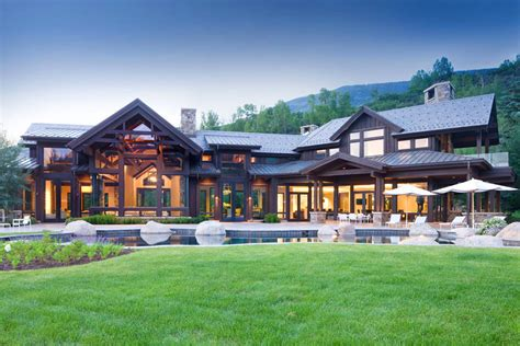 Gorgeous Luxury Home With Staggering View Over Aspen | gorgeous luxury home with staggering view over aspen fox