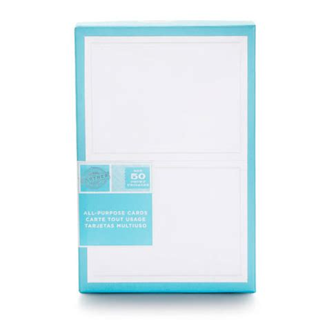 Gartner Studios Templates For All Purpose Cards by Gartner Studios White Pearl Border Blank All Purpose Cards