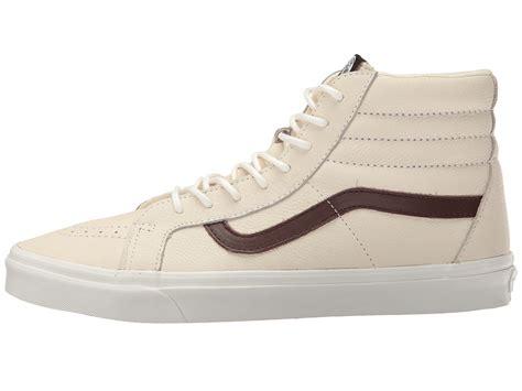 Eley Kishimoto Court Shoes by Vans Sk8 Hi Reissue Eley Kishimoto Flash White Black