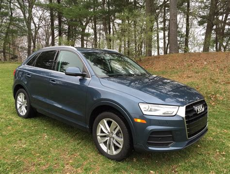 Audi Q3 Review 2016 by Review 2016 Audi Q3 Premium Plus With Quattro All Wheel