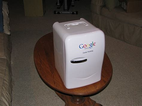 Google Giveaways - the google fridge giveaway