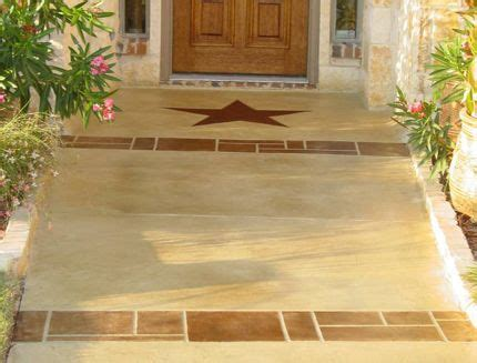 stained concrete patios copyright 2007 dallas