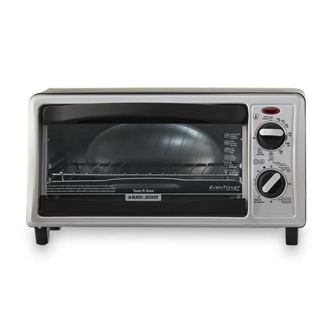 Toaster Oven Black Friday Sale Black Decker 4 Slice Toaster Oven 24 99 5 25 In Syw