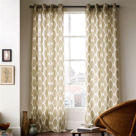 Ikat Ogee Curtains 1276 Best Images About Home On House Tours Chairs And Rustic Modern