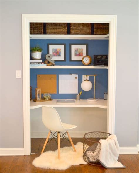 Diy Closet Desk Best 25 Closet Desk Ideas On Pinterest Closet Office Desk Nook And Desk In A Closet