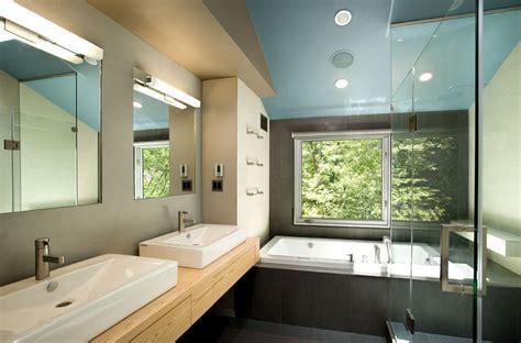 Blue Bathroom Ceiling by 19 Bathroom Lightning Designs Decorating Ideas Design Trends Premium Psd Vector Downloads