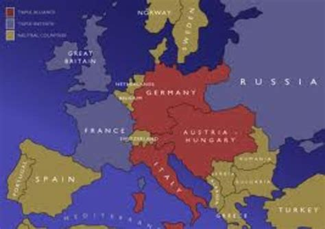 Germany Austria Hungary And The Ottoman Empire World War I Timeline Timetoast Timelines