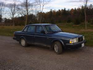 Volvo 240 Dl 1989 1989 Volvo 240 Other Pictures Cargurus