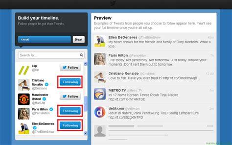 cara membuat nama twitter yang keren cara membuat twitter baru dengan mudah omah tips