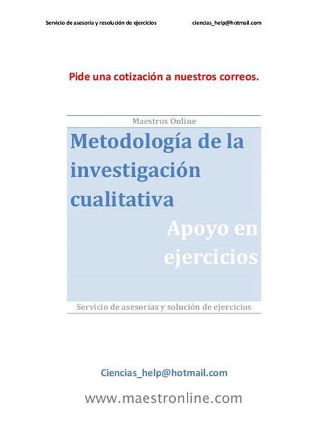 que es la metodologia dela investigacion cualitativa metodologia de la investigacion cualitativa