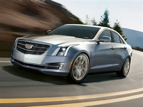pictures of new cadillac cars new 2017 cadillac ats price photos reviews safety