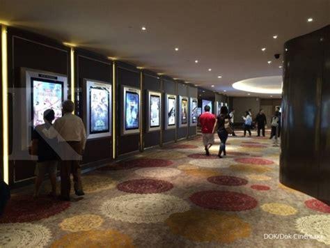 cineplex jogja lippo cinemaxx siap genapi 20 bioskop
