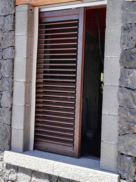 persiane automatizzate persiane in alluminio colore legno lanzafame serramenti