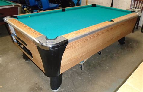 dynamo pool table parts valley dynamo 7 coin operated pool table for home or