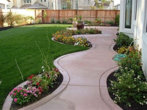 Simple Garden Ideas For Backyard 15 Simple Front Yard Landscaping Ideas To Leave You Speechless Top Inspirations