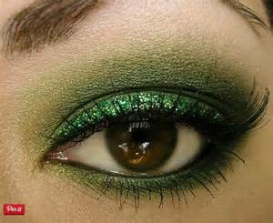 19 fabulous shades green eyeshadow pretty designs