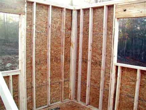 Doug Robinson: House, framing: second floor: rooms