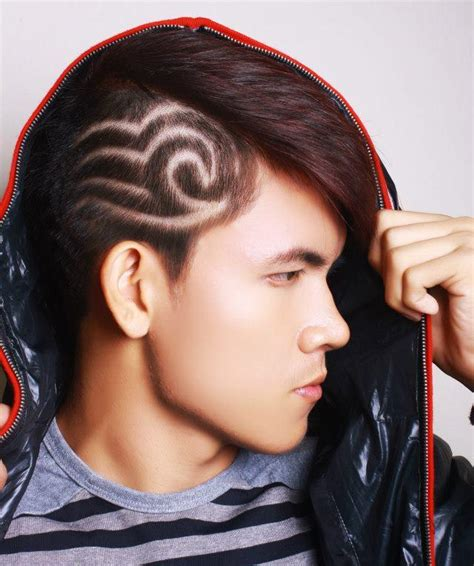 easy hair tattoo designs david s salon 2013 hair trend caign fashion ate the