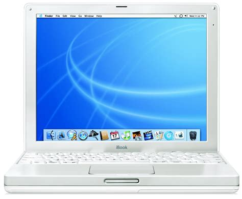 Second Laptop Apple Ibook G4 apple announces recall of batteries used in previous ibook