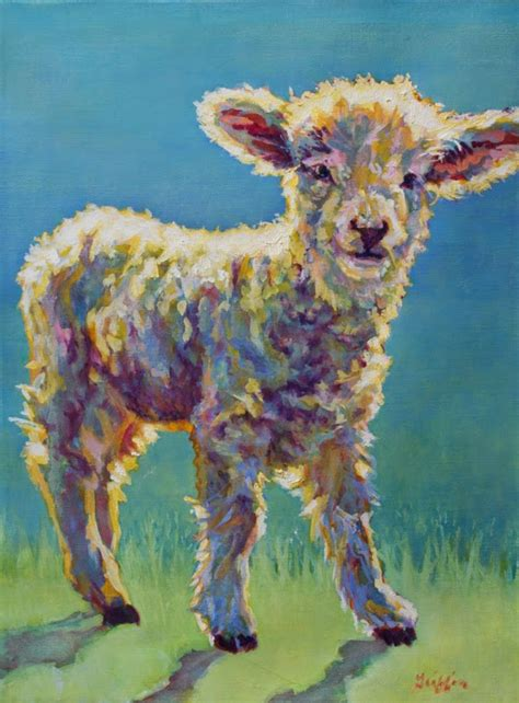 painting animals daily painters abstract gallery