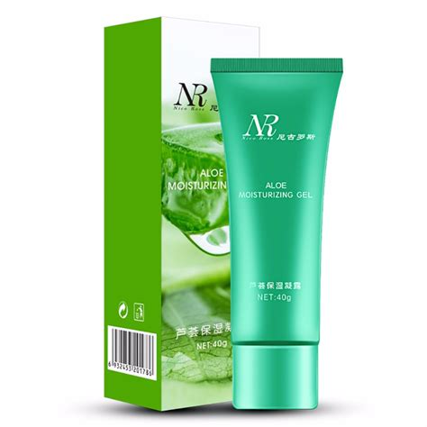 Acne Perfecting Moisturizer Gel 1pcs aloe vera gel anti acne genuine acne scar