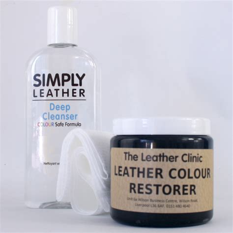 Leather Sofa Restorer Kit Leather Cleaner Color Restorer Restoration Kit For Sofa Car Interior Etc Ebay