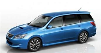 Subaru Tribeca Headphones Subaru To Follow Tribeca With Seven Seater Suv Digital