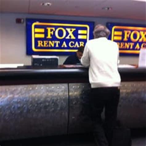 Fox Rental Car Lax Airport
