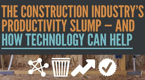 blog on marketing productivity and technology how technology can help construction industry productivity