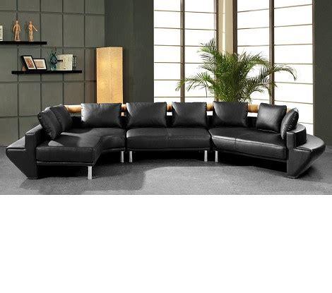 jupiter sectional sofa dreamfurniture com mars ultra modern black leather