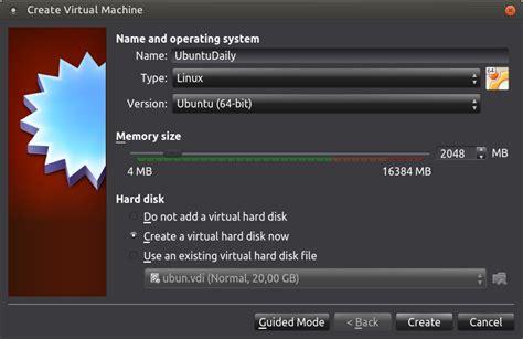 tutorial install ubuntu mate install ubuntu mate daily in a virtual machine for testing