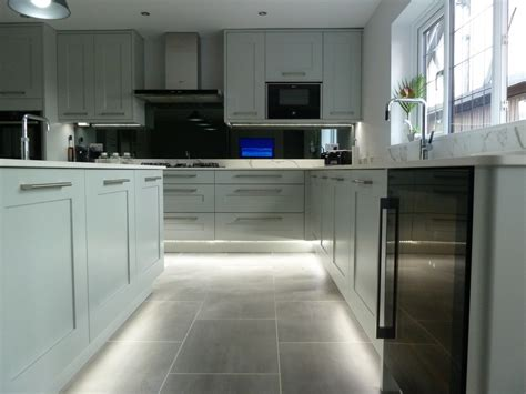 Fitzroy Partridge Grey Kitchen fitted in Barton Le Clay